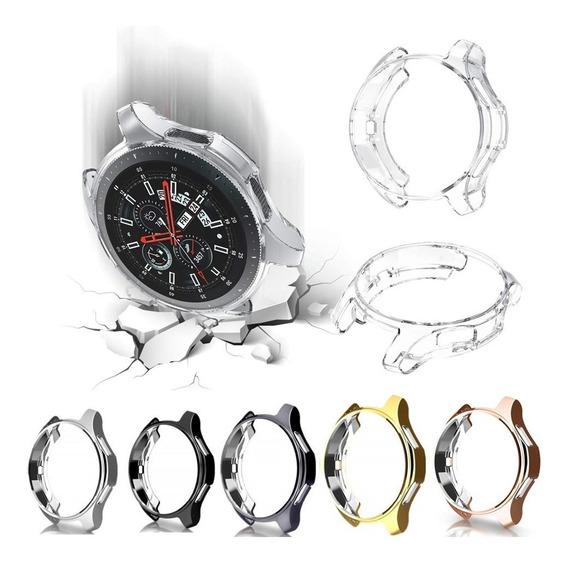 Combo 3 Case Protector Tpu Para Galaxy Watch 46mm Generico
