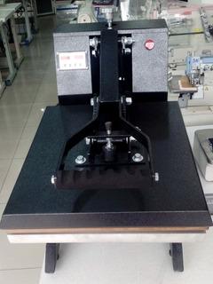 Maquina Plancha Transfer Estampadora Sublimacion 40x50