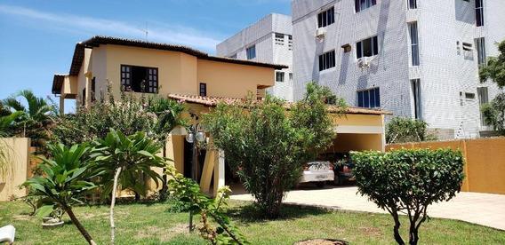 Casa Em Capim Macio, Natal/rn De 385m² 5 Quartos À Venda Por R$ 449.000,00 - Ca288613