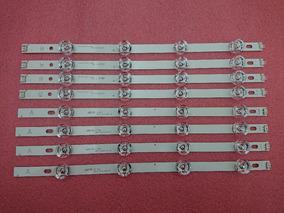 Barra Led Lg 39lb5500-lb5600-lb5800-lb6800 Kit Completo