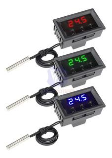 Termómetro Digital Rgb Led