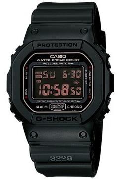 Relógio De Pulso Casio Dw-5600ms-1dr