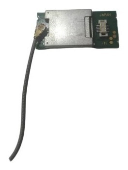 Placa Bluetooth + Antena Notebook Sony Pcg 5k1p Vgn Cr340f