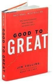 Libro Good To Great: Why Some Companies Make The Leap... And