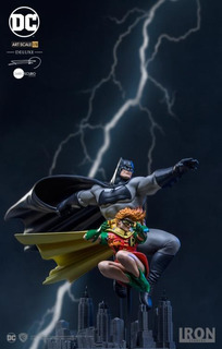Iron Studios The Dark Knight Returns Batman & Robin