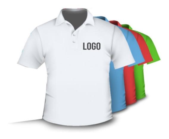 Kit Com 6 Camisa Polo Personalizada Empresa