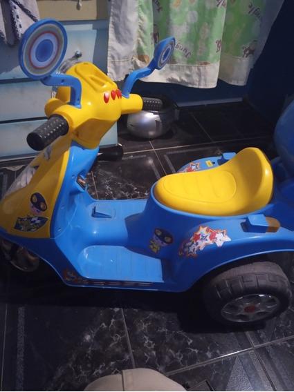 Moto Electrica Para Niño O Niña