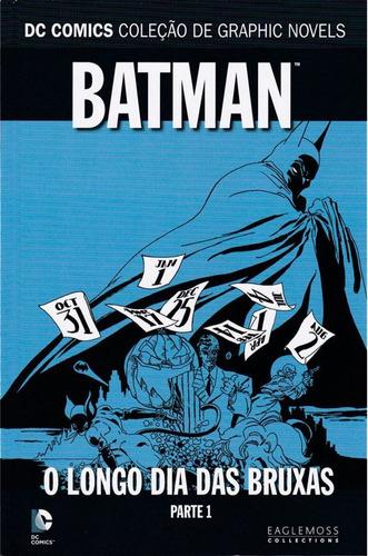 Dc Comics Coleção De Graphic Novels 6 O Longo Dia Da Bruxas
