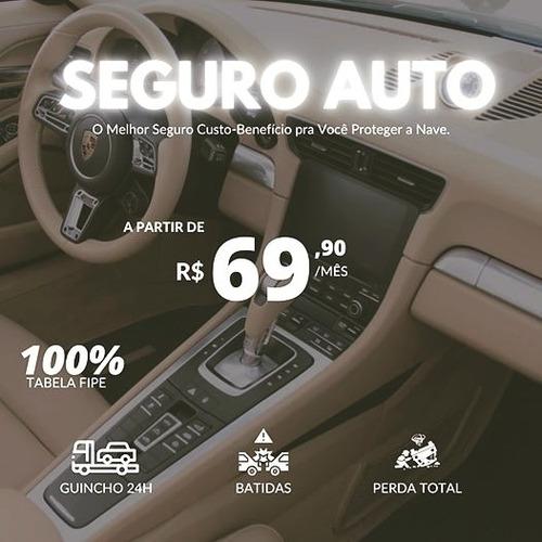Seguro Automotivo -rastreamento-assistência Veicular