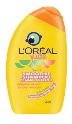 Shampoo L'oréal Kids Naranja Mango 265ml