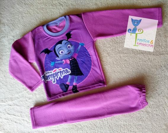 Lindas Pijamas Térmicas Sublimadas Para Niñas!