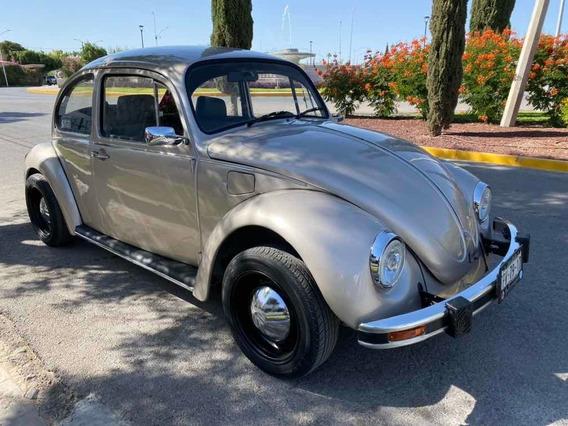 Volkswagen Sedan Bocho Vocho Clásico