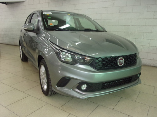 Fiat Argo 2021 1.8 Precision