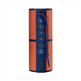 Caixa De Som Portátil Pulse Speaker Sp246 Waterproof Bluetoo