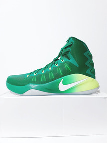 Tênis Nike Hyperdunk 2016 Rio Teal Greenwhite N. 50 (17 Usa)