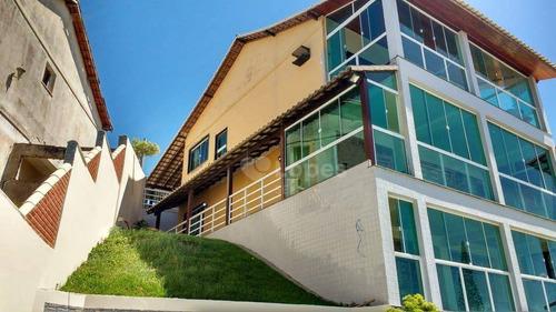 Imagem 1 de 15 de Casa Com 5 Quartos Por R$ 1.300.000 - Iguabinha /rj - Ca21466