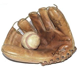 Guante De Baisball Spalding Made In Usa