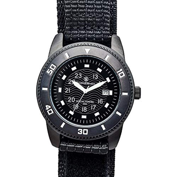 Smith & Wesson Reloj De Hombre X26amp Sww-5982