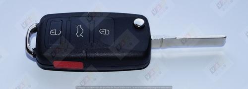 Llave Control Con Chip Seat Volkswagen Bora Jetta Skoda