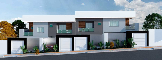 Casa Geminada Com 3 Quartos Para Comprar No Santa Branca Em Belo Horizonte/mg - 3571