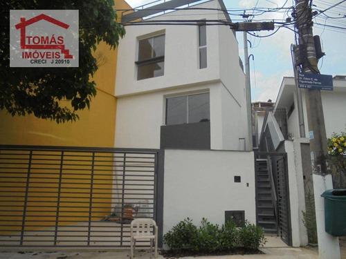 Imagem 1 de 18 de Sobrado  Residencial À Venda, Parque São Domingos, São Paulo. - So0980
