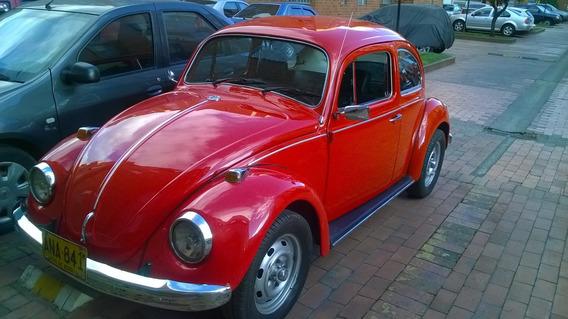 Hermoso Volkswagen Como Nuevo Color Rojo Ferrari