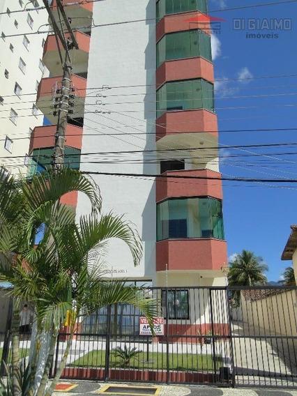 Apartamento Com 1 Dormitório Para Alugar, 40 M² Por R$ 1.200,00/ano - Jardim Aruan - Caraguatatuba/sp - Ap0183