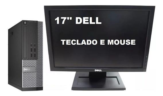 Dell Optiplex 3020 Mini Sff I5 4590 4gb 500gb - Semi Novo