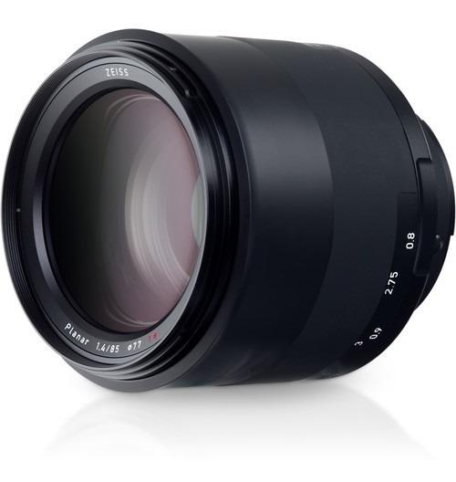 Lente Zeiss 85mm F/1.4 Lens Canon Ef Nikon F