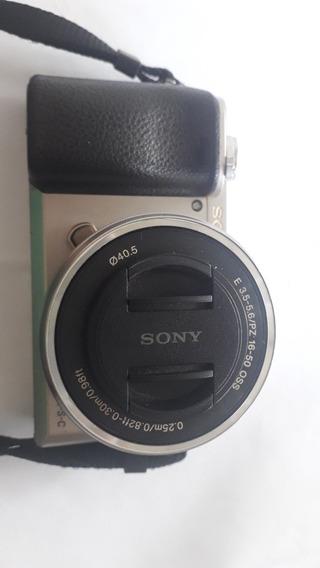 Cámara Sony Alpha 6000 24,3 Megapixels