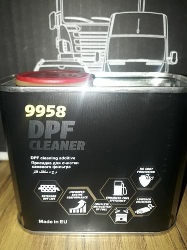 Dpf Limpiador De Filtro De Particulas Diesel Mannol Cleaner