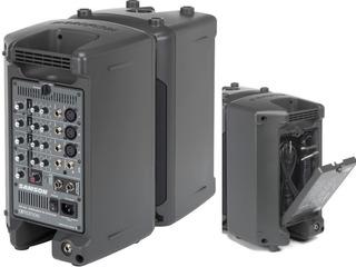 Sistema Portátil Samson Xp150 La Plata