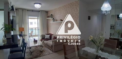 Imagem 1 de 29 de Apartamento À Venda, 2 Quartos, 1 Suíte, 1 Vaga, Jacarepaguá - Rio De Janeiro/rj - 28006