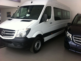 Mercedes Benz Sprinter 515 19 + 1