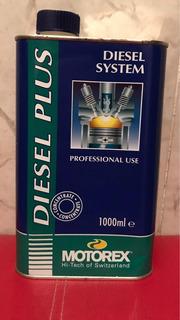 Limpia Injectores Diesel Origen Suizo, Latas Golpeadas