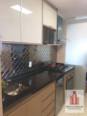 Apartamento Com 3 Dormitórios À Venda, 106 M² Por R$ 676.000 - Jardim Maia - Guarulhos/sp - Ap1050