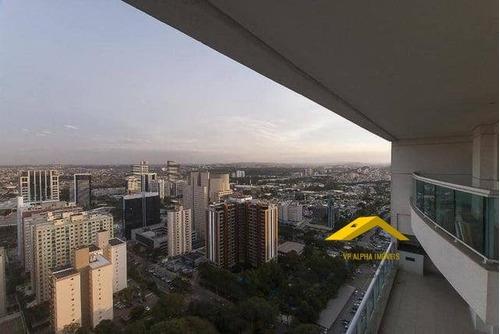 Imagem 1 de 18 de Apartamento A Venda No Bairro Alphaville Industrial Em - Wpsplend-01-1