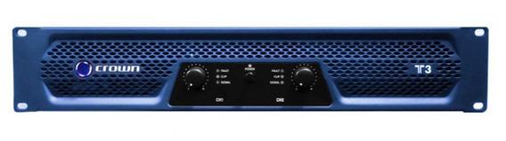 Amplificador De Potência Crown T3