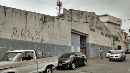 Galpão À Venda, 1033 M² Por R$ 3.100.000,00 - São Mateus (zona Leste) - São Paulo/sp - Ga0145