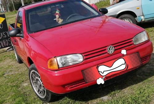 Volkswagen Saveiro 1998 1.6 Base