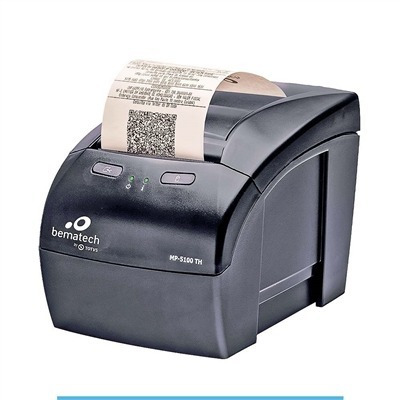 Impressora Térmica Não Fiscal Bematech 203dpi Usb E Ethernet