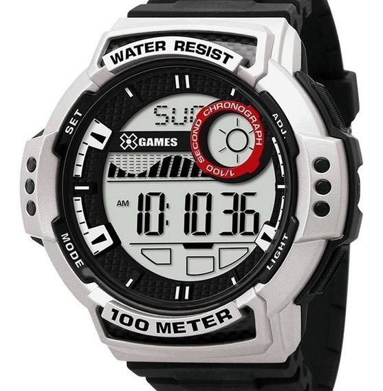 Relógio X-games Masculino Xmppd219 Bxpx C/ Garantia E Nf