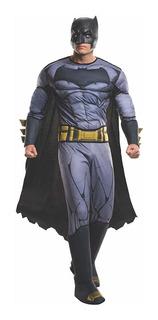 Adulto Batman Superman V: El Origen De Justicia- Traje De Ba