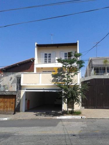 Imagem 1 de 21 de Casa Com 4 Dormitórios À Venda, 210 M² Por R$ 1.300.000,00 - Jardim Da Glória - São Paulo/sp - Ca12632