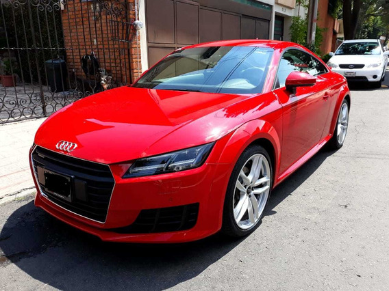 Audi Tt 2.0 Coupe T Fsi 230 Hp Sport High At 2016 Impecable!