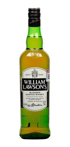 Imagen 1 de 2 de Whisky William Lawson's Escocés 750 Ml