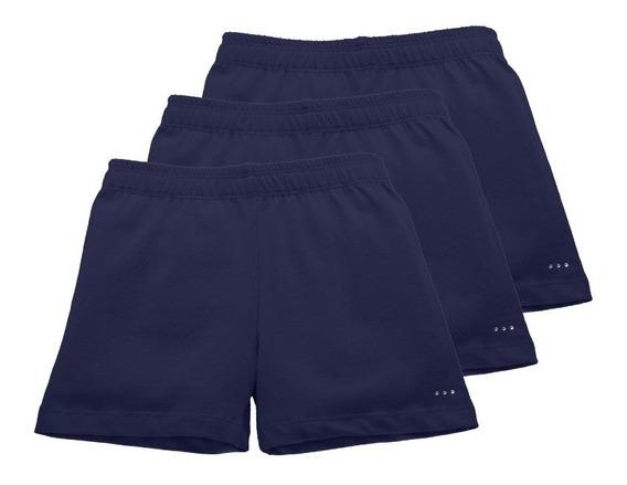Shorts De Niña Para Usar Bajo Falda