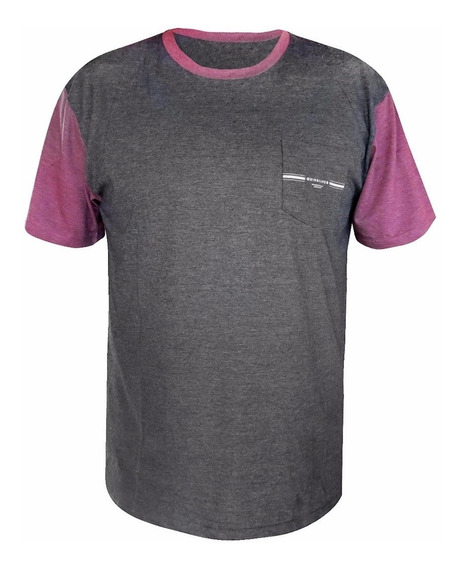 Camiseta Quiksilver Oversize Pocket Iii