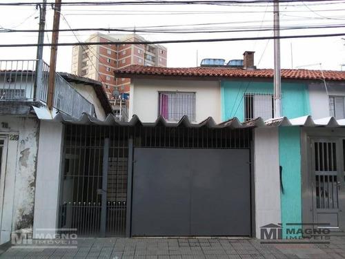 Sobrado Com 3 Dormitórios À Venda, 101 M² Por R$ 420.000,00 - Ermelino Matarazzo - São Paulo/sp - So2005