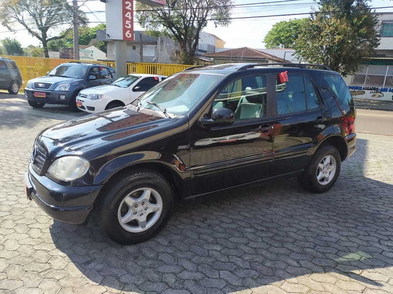Mercedes-benz Ml 320 4x4 3.2 4p